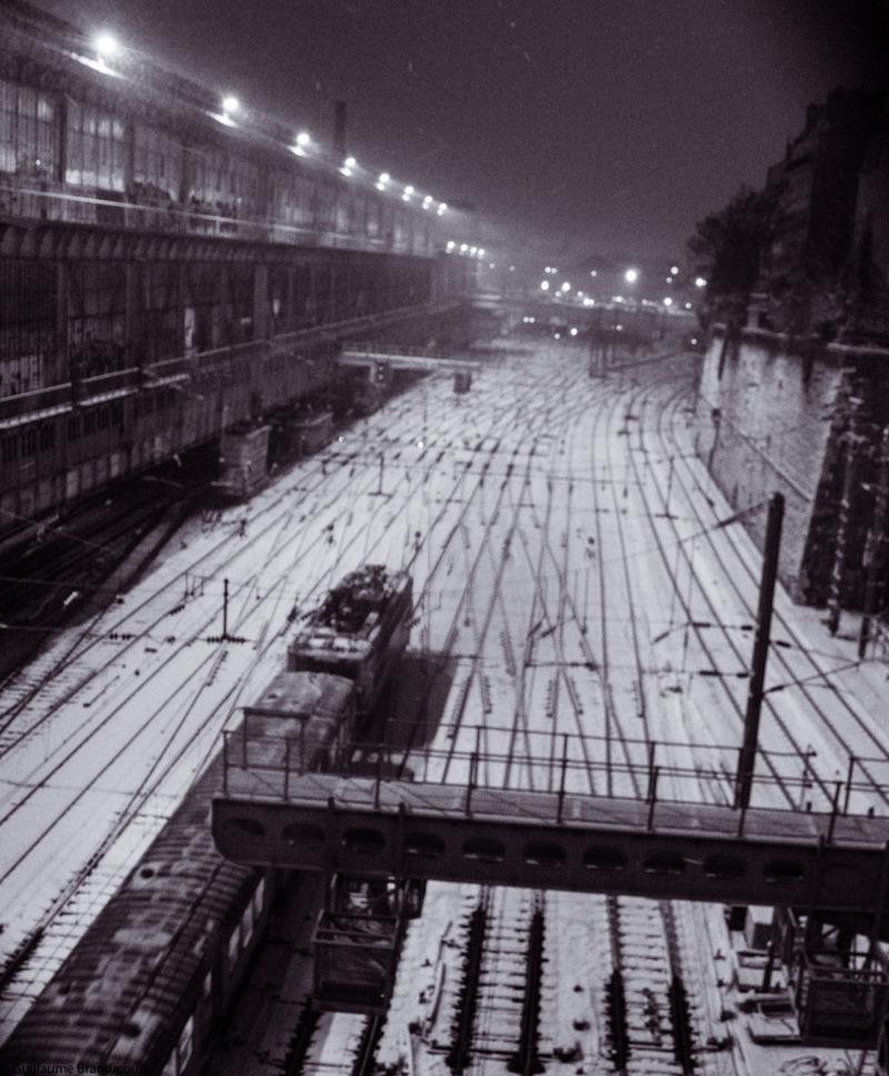 Neige, 18 janvier 2013