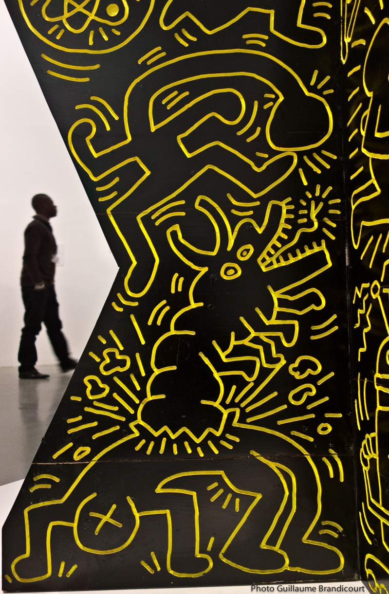 Keith Haring @ MAM Paris Photo GB