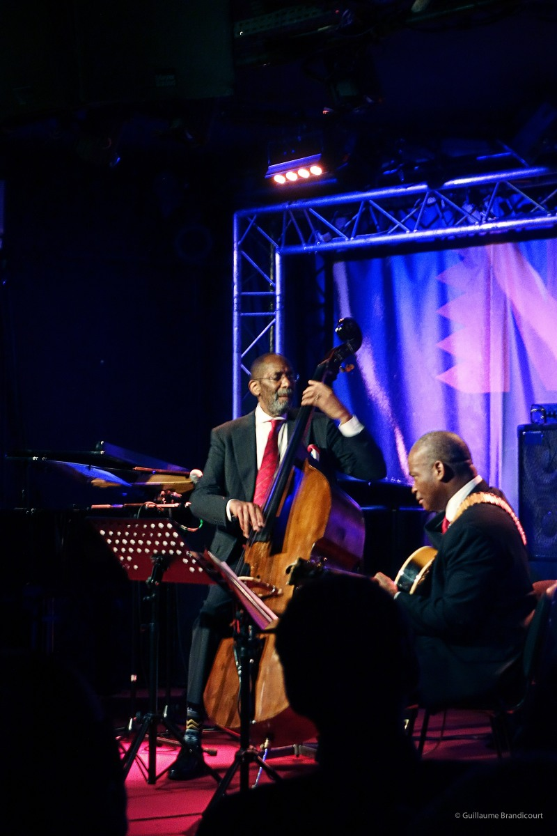 Ron Carter @ New Morning...! 19 juillet 2013  Photo GB