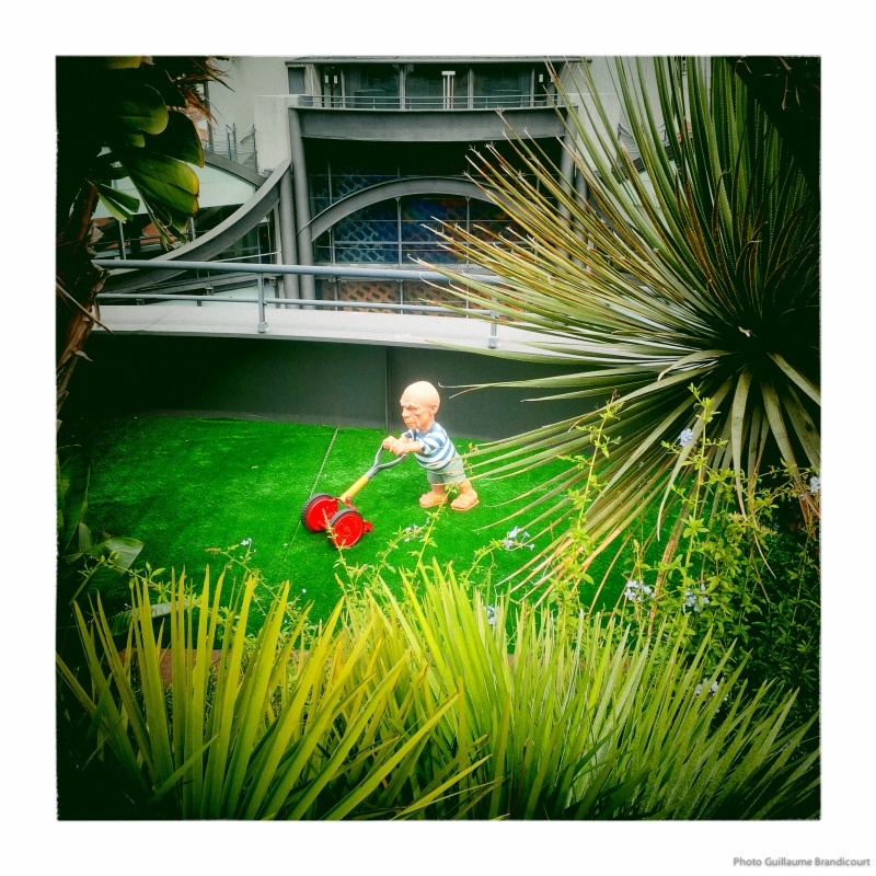 "Picasso @ Mamac Nice - Août 2013 ""A peaceable kingdom"" - Elliot Arkin"