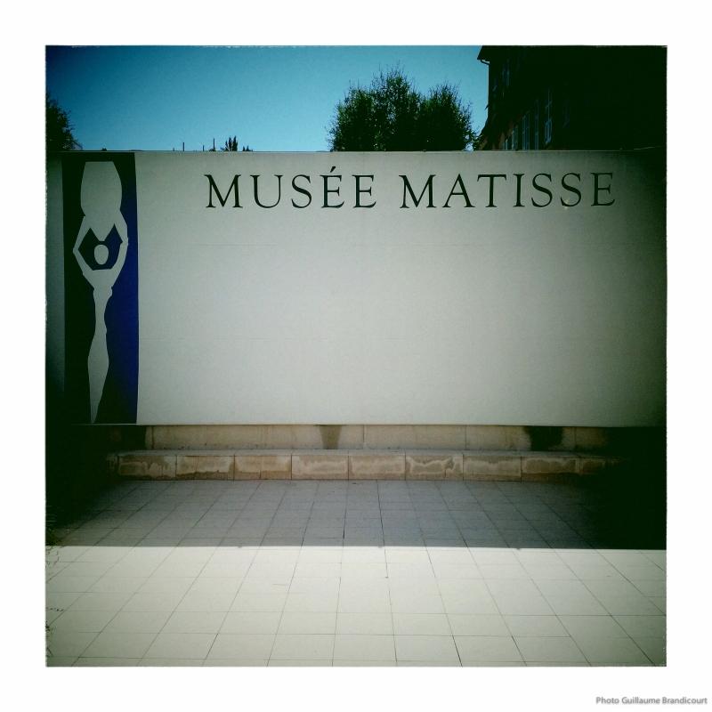 @ Musée Matisse, août 2013