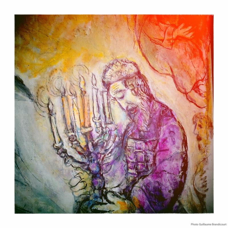 @ Musée Chagall, Août 2013