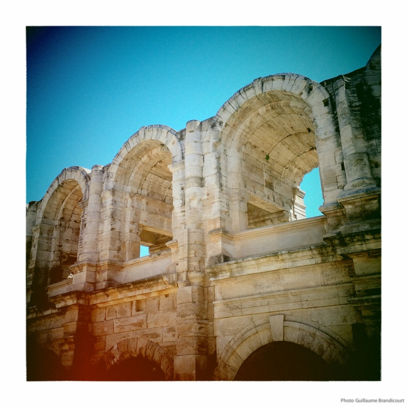 @ Arles, août 2013