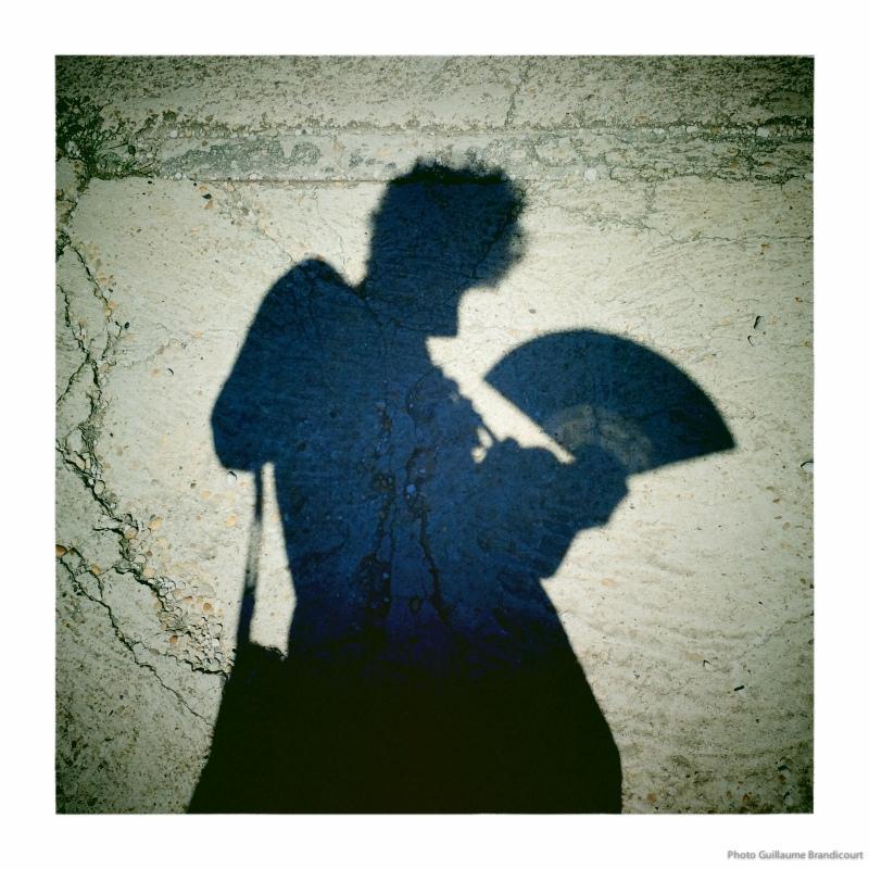 "Non-autoportrait @ ""Arles in black"" - Rencontres de la photo, août 2013"