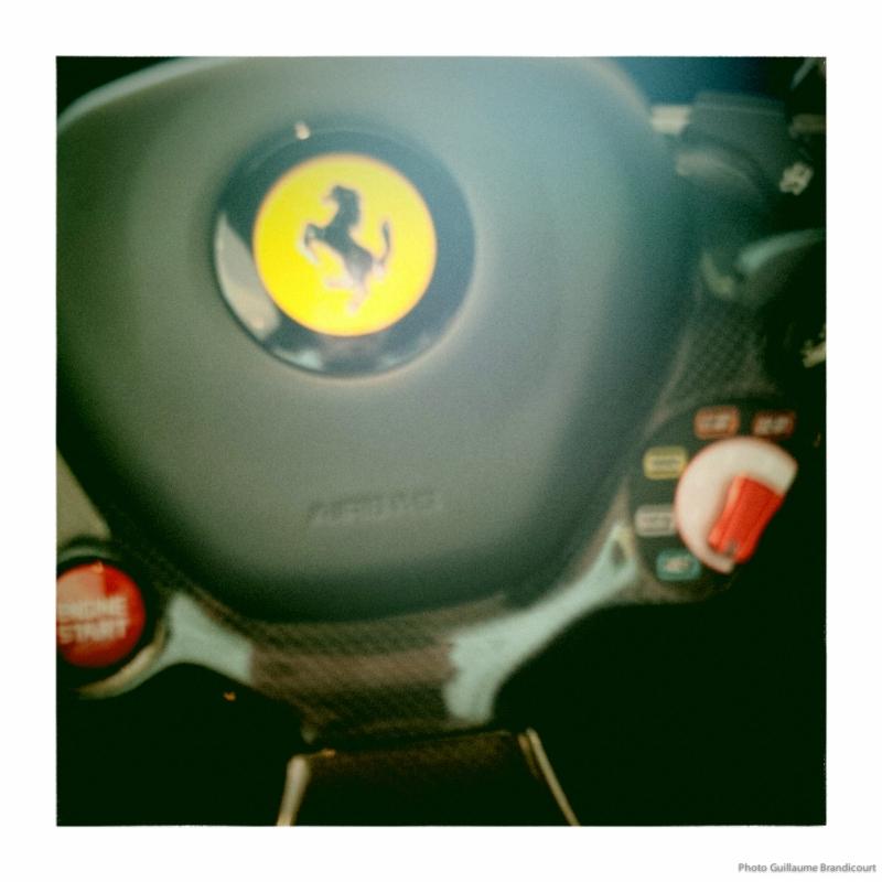 Ferrari 458 @ Monaco, août 2013
