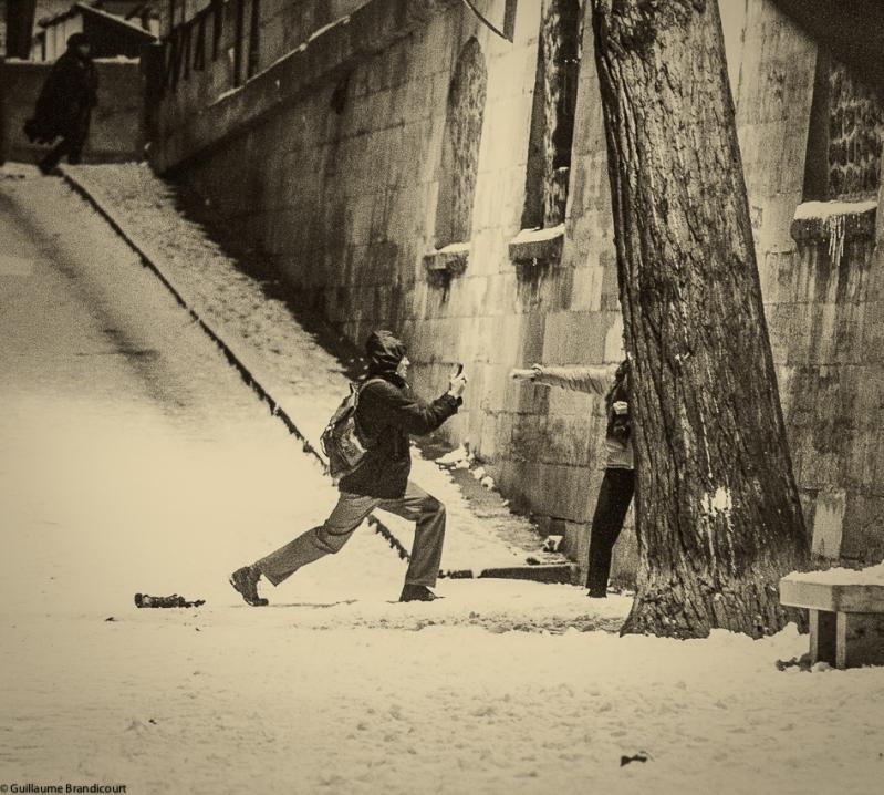 Kung-fu master, 19 janvier 2013
