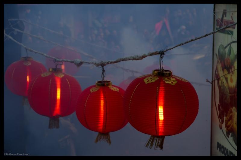 """""""La conjuration de la Nian par les pétards"""" @ Nouvel an Chinois"""