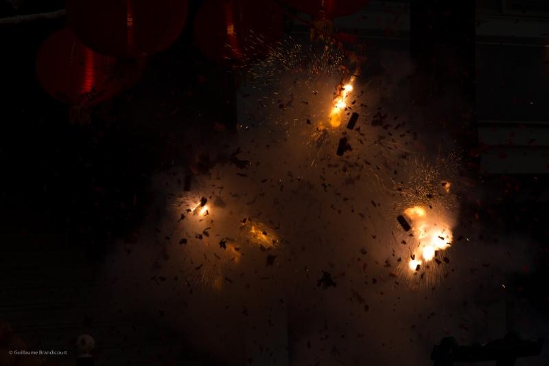 """""""Faire fuir la """"nian"""" 年"""", @ Nouvel An Chinois, 17 février 2013"""