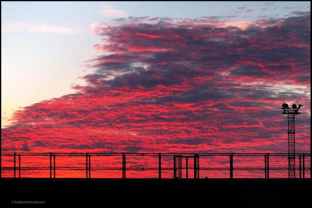 Sunset, 26 mai 2013