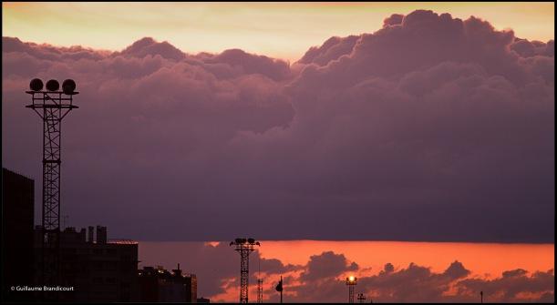 Sunset, 28 mai 2013