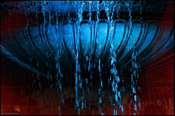 La fontaine méduse