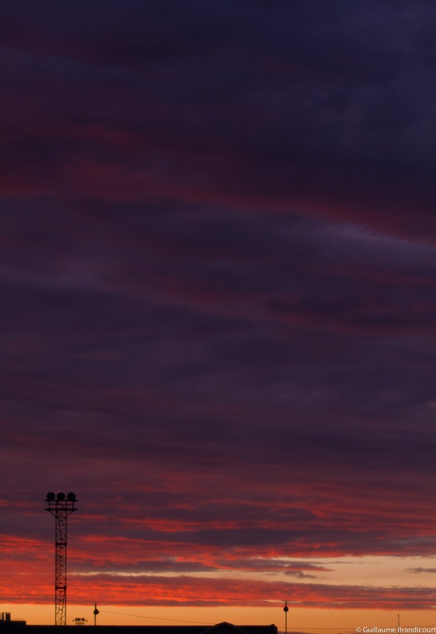 Sunset, 7 septembre2013