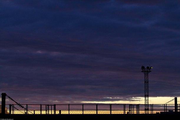 Sunset, 7 septembre 2013