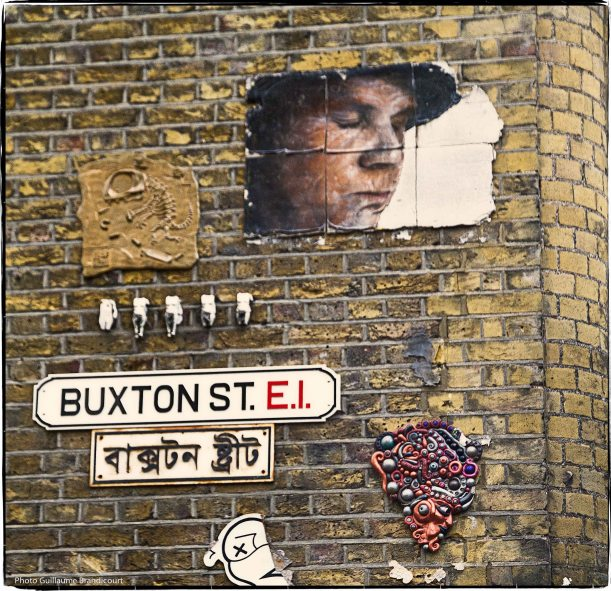 London, Brick Lane, September 1st, 2013 - Photo GB