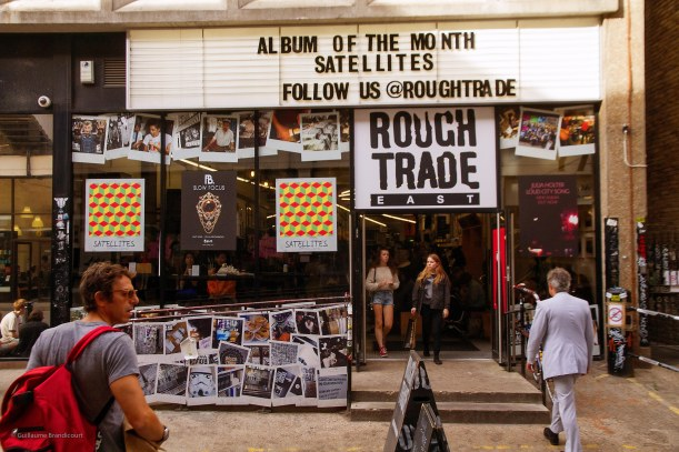 Rough Trade, London, September 1st, 2013