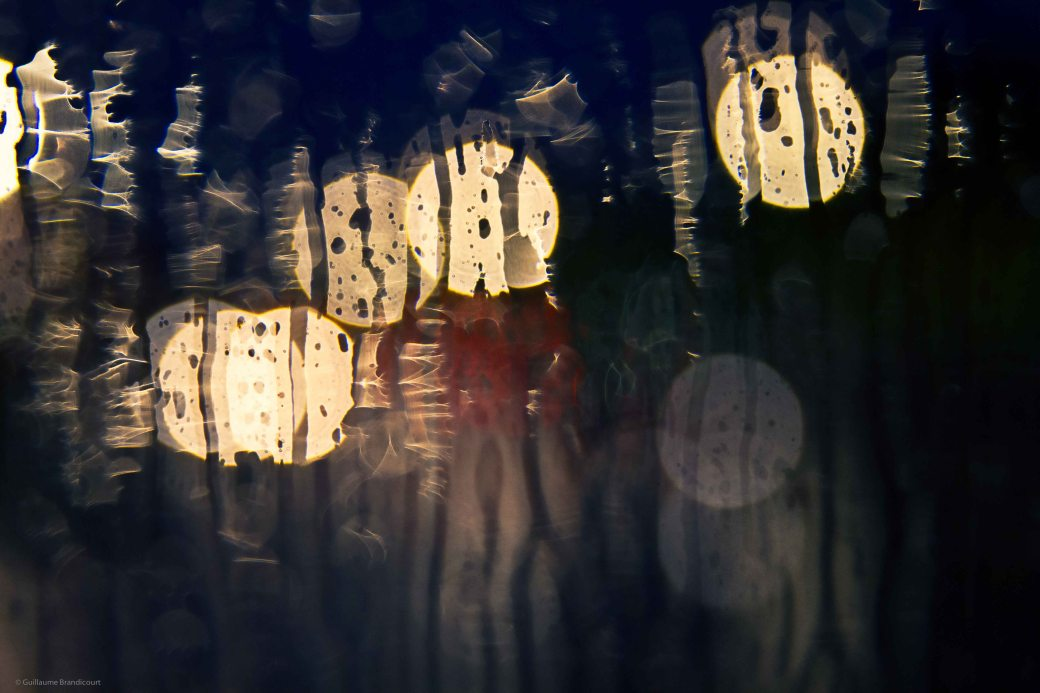 Esprits de la pluie (Rain's spirits) Bretagne (Brittany) 1er novembre 2013