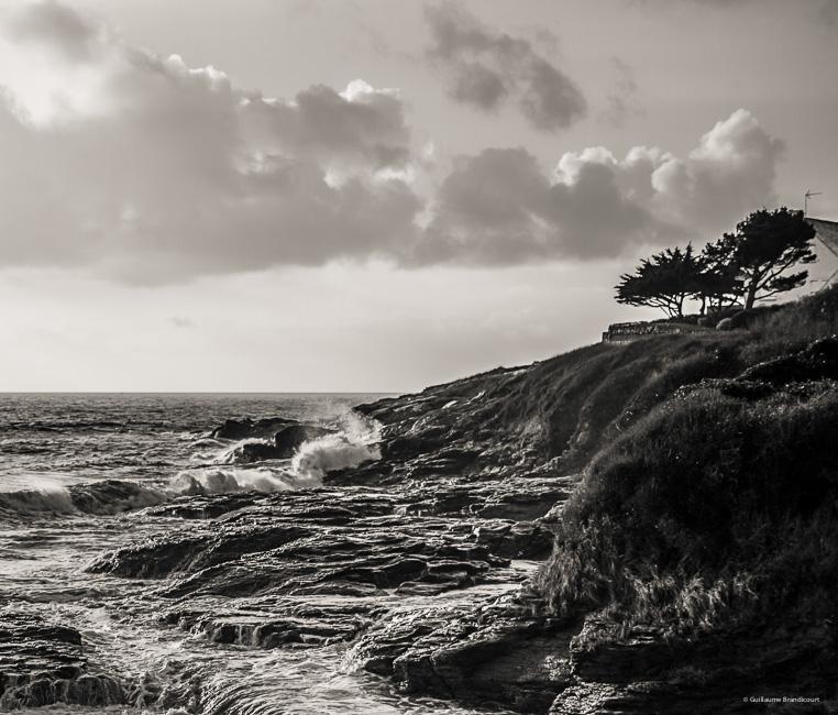L'Océan entre 2 tempête