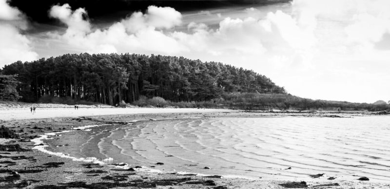 Promenade Golfe du Morbihan février 2014