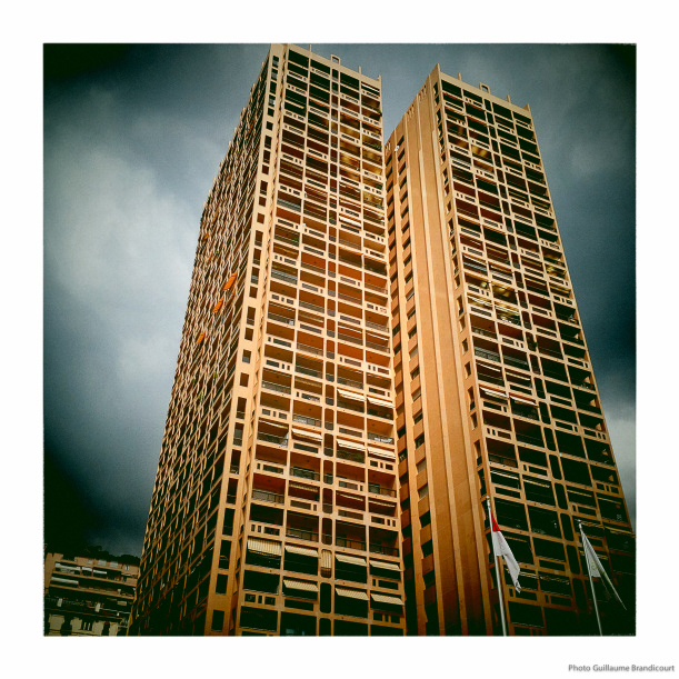 @ Monaco, août 2013 Quelle ville étrange Instantané