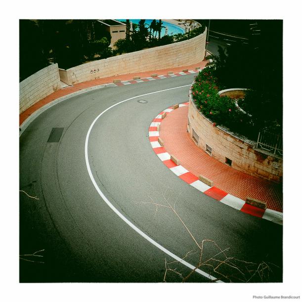 Virage Mirabeau @ Monaco, août 2013 Instantané