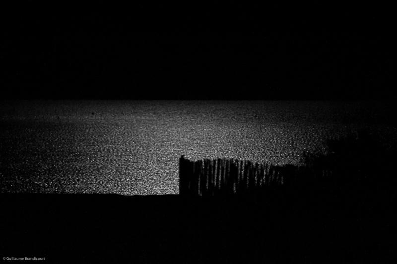 La mer au clair de Lune 20 avril 2014