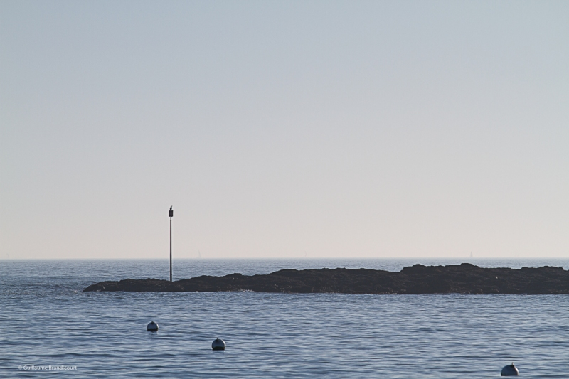 Quiétude Golfe du Morbihan Arradon Février 2014