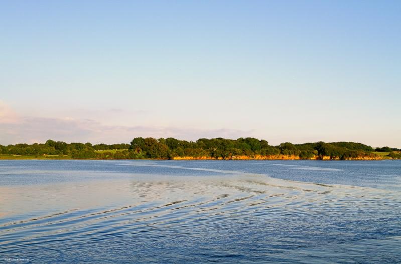 Chenal au couchant - Vannes Sunset Mai 2014