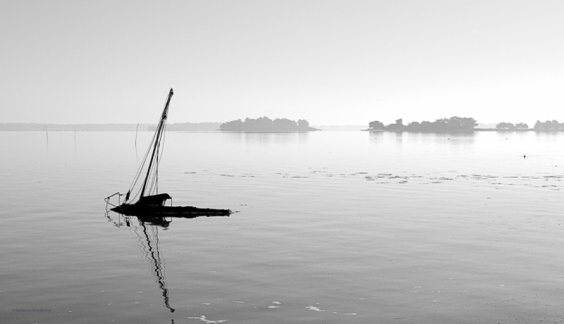 Un matin Golfe du Morbihan 30 décembre 2014