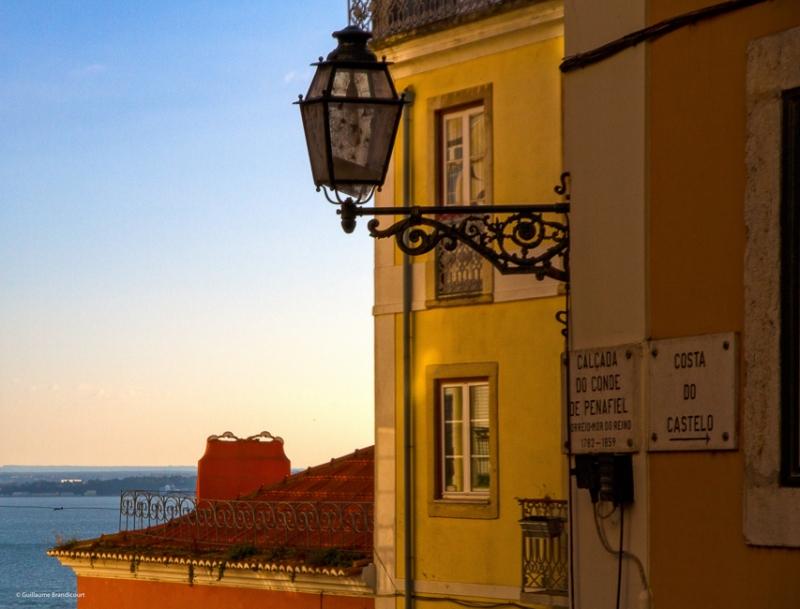 Lumière de Lisbonne  7 février 2015 (c) GB