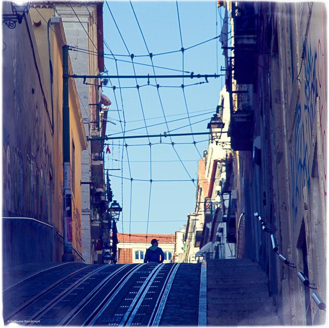 Thug life ;-) Lisboa - 8 février 2015 (c) Gb