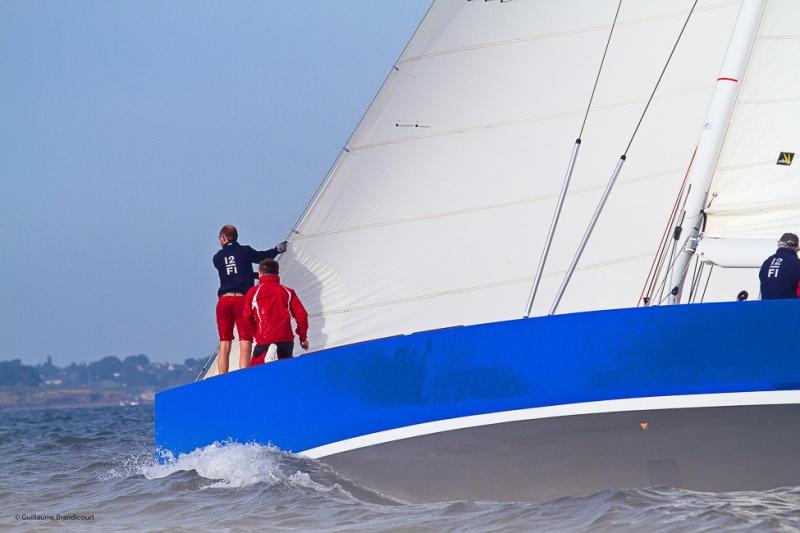 """Le """"France 1"""" Parade d'ouverture Semaine du Golfe Morbihan (c) GB"""