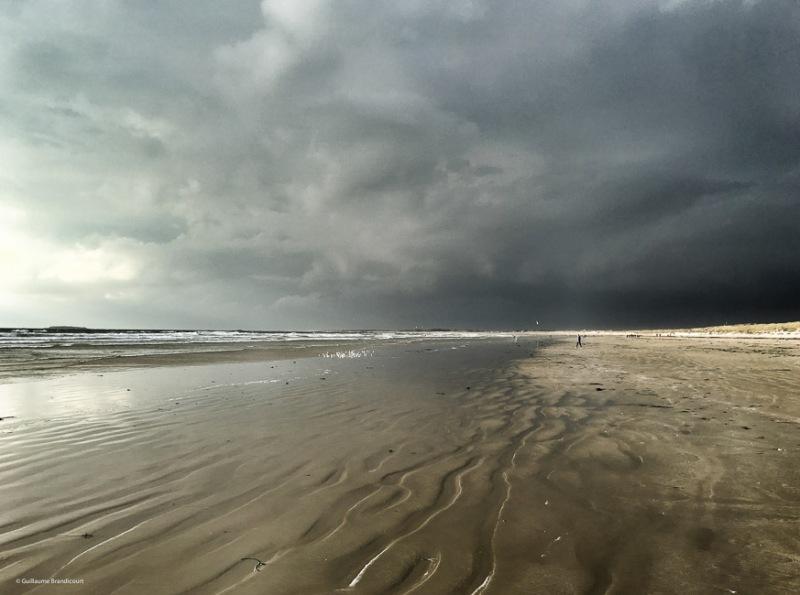 Avant l'orage Un dimanche en Bretagne Octobre 2015 (c) GB